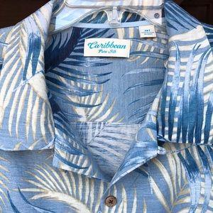 Caribbean Silk Men's shirt 2XT